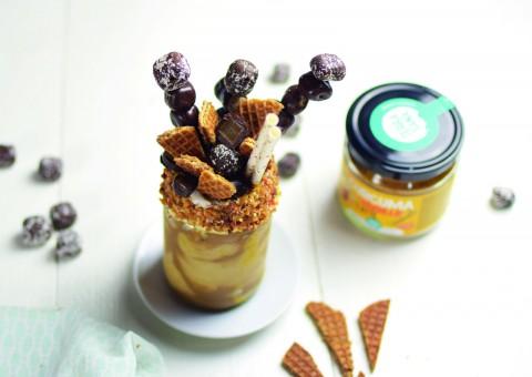 Recept van de maand: freakshake met curcuma latte!